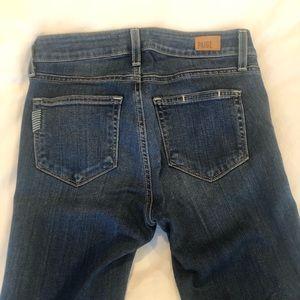 Paige Ultra Skinny Jeans Size 25